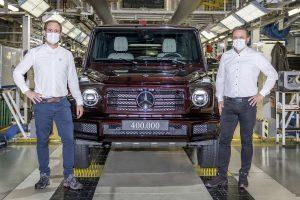 Mercedes-Benz G-klasa po 400.000 put, veliki jubilej kultnog modela