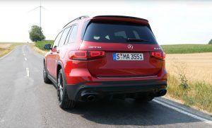 Mercedes-AMG GLB 35 u jurnjavi Autobahnom, ovo morate vidjeti