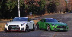 Ultimativna 'GT-R bitka', Mercedes-AMG ili Nissan NISMO sektor?