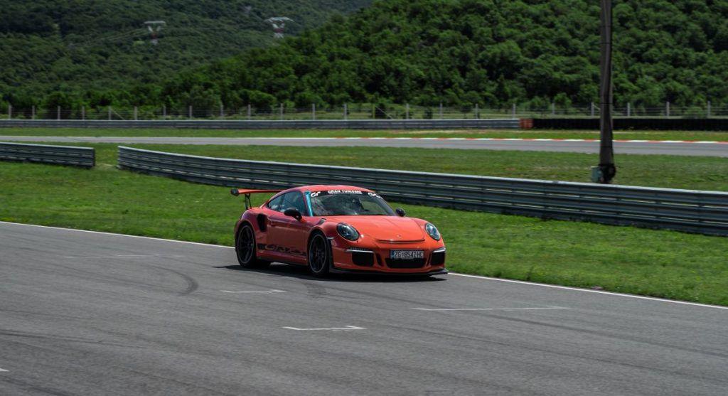Novi Porsche 911 GT3 RS (992), kralj staza u fazi testiranja, izgled spojler ostavlja bez teksta