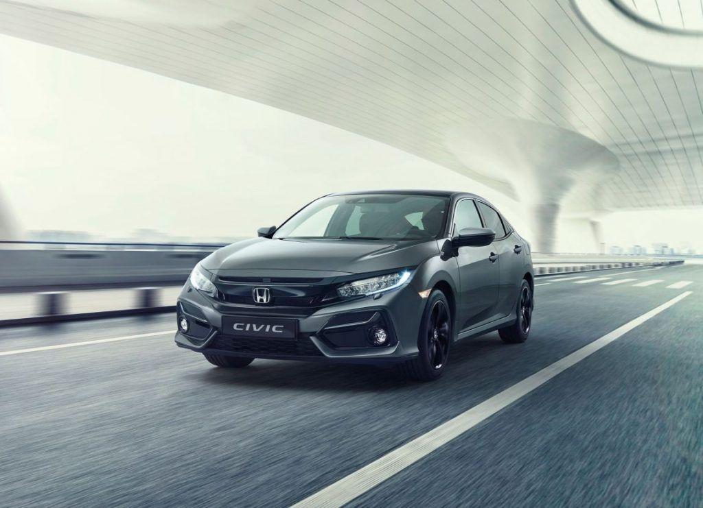 Honda Civic u oku nevidljivom osvježenju
