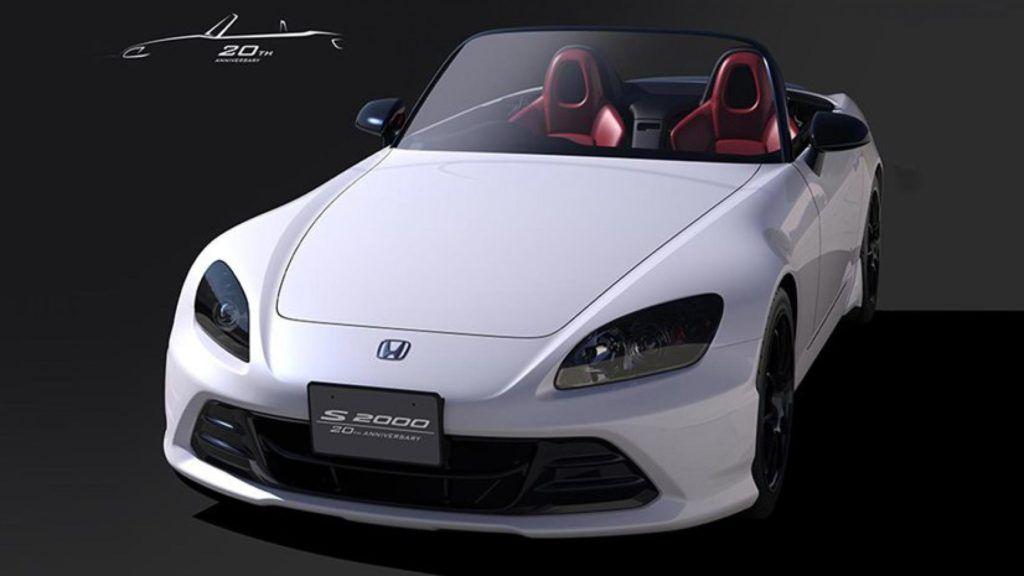 Honda S2000 najavila slavljeničku ediciju