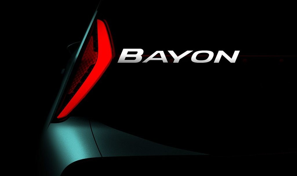Hyundai Bayon novi SUV B-segmenta stiže početkom 2021.