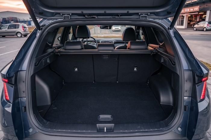 Hyundai Tucson 1.6 T-GDi 180 7DCT 4WD 48V, suvremena umjetnost na kotačima