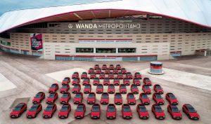 Novi Hyundai Tucson vozit će nogometaši Atletico Madrida