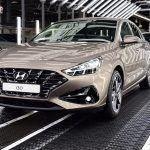 Osvježeni Hyundai i30 krenuo s proizvodnjom