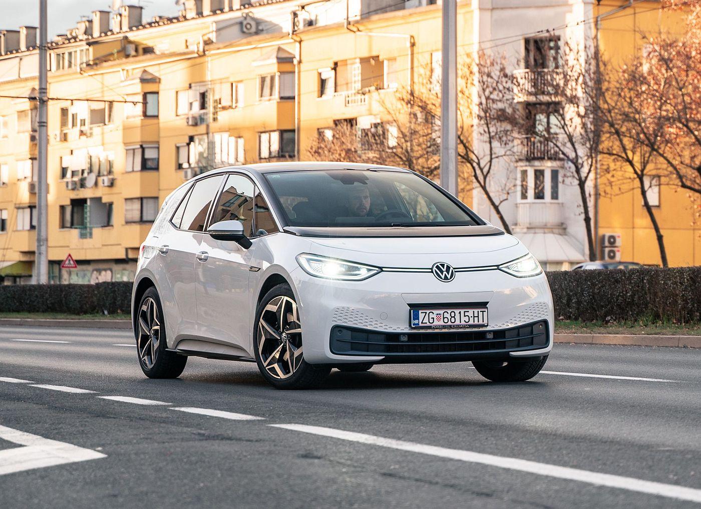 Volkswagen ID.3 Pro Power 1st Edition Plus, s razlogom spreman preuzet titulu novog kralja Wolfsburga