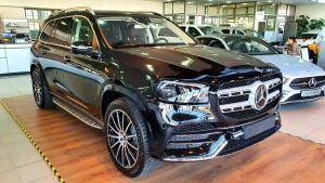 Novi Mercedes-Benz GLS stigao u Hrvatsku, luksuzni div imponira pojavom, ali i cijenom!