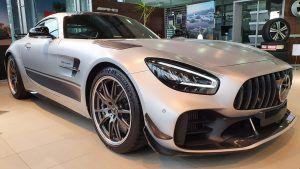 Mercedes-AMG GT R PRO u Zagrebu čeka novog vlasnika, uz 585 KS i fantastičnu boju plijeni poglede apsolutno svih!