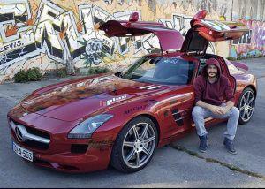 Mercedes-Benz SLS AMG budući je klasik, a Dragon Garage ga je provozao i analizirao
