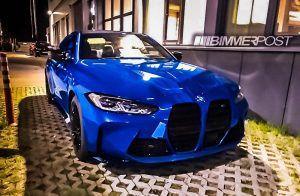 BMW M4 uhvaćen bez maske, najveća je novost dizajn prednje maske i famoznih 'bubrega'
