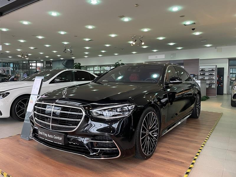 Mercedes-Benz S 500 Lang stigao u Hrvatsku, 435 KS i gomila luksuza za 1.850.000 kuna!