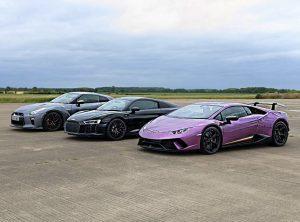 Lamborghini Huracan vs Audi R8 vs Nissan GT-R, tko je kome uzeo mjeru?