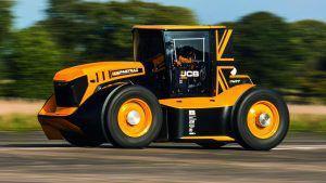 JCB oborio svjetski rekord, ovo je najbrži traktor na svijetu!