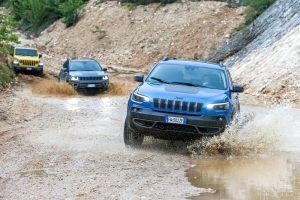 4. dan u travnju, dan kada Jeep 4x4 modeli love Trail Rated oznaku
