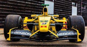 Jurnjava u Formuli 1 sad je moguća, Britanci nude mogućnost vožnje kultnog bolida na stazi