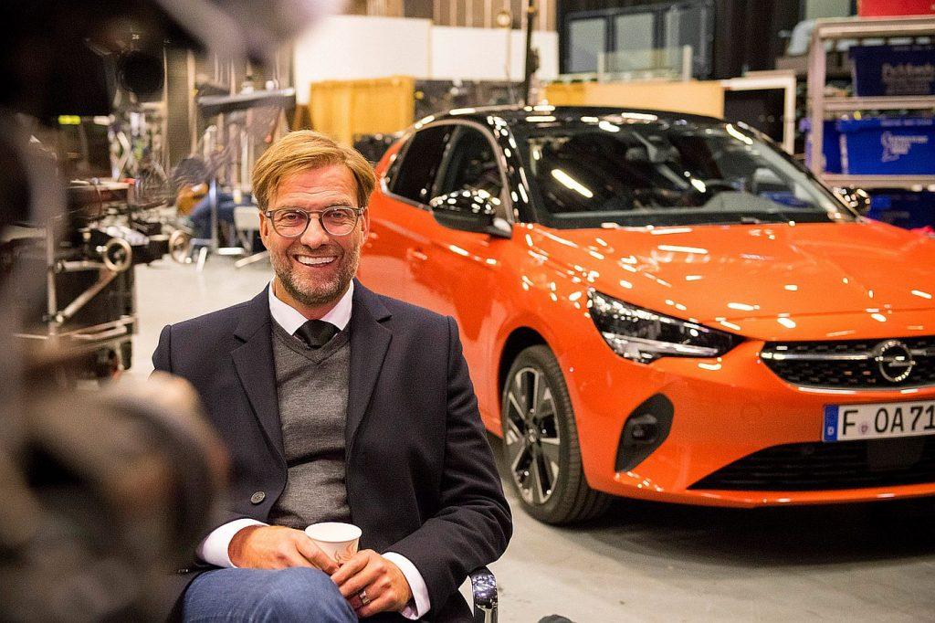 Jürgen Klopp, zaštitno lice Opela, osvojio nagradu za najboljeg trenera