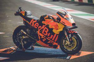 KTM za 288.000 eura prodaje MotoGP motor RC16