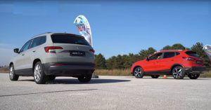 Duel crossovera: Nissan Qashqai ili Škoda Karoq, koji ima življe 'konje'?