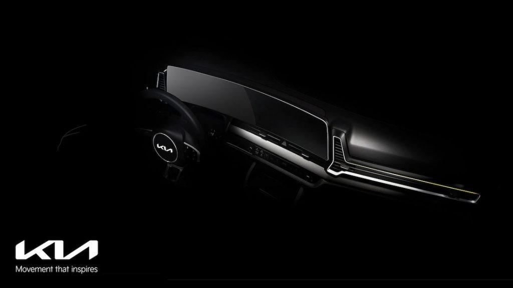 Nova Kia Sportage stiže u rujnu, a već znamo djelomično vanjski izgled, kao i dizajn interijera