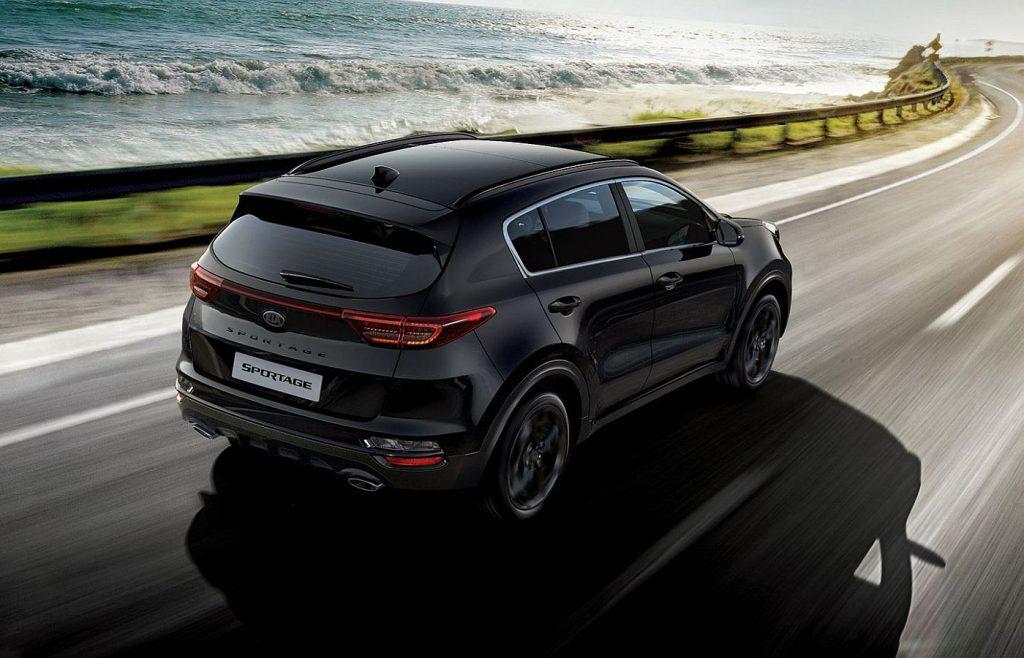 Kia Sportage Black Design LED, popularni SUV model u atraktivnoj ediciji