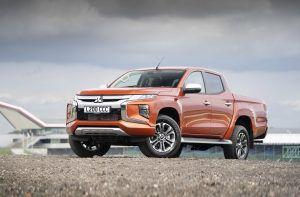"""Novi Mitsubishi L200 u Škotskoj osvojio """"Pick-up of the Year"""" nagradu"""
