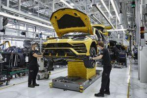 Lamborghini ponovno do titule najboljeg poslodavca u Italiji