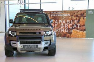 Land Rover Defender stigao u Hrvatsku!
