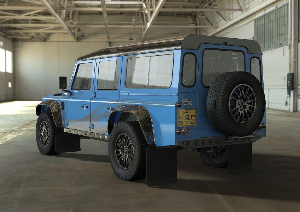 Stari Land Rover Defender i dalje živi, evo tko ga 'drži na životu'
