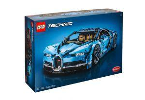 Bugatti Chiron i Lego imaju recept za dosadne dane u karanteni