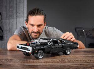Dodge Charger iz filma Brzi i žestoki nova je kreacija ekipe Lego Technic