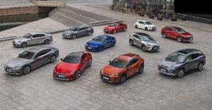 Lexus u Europi prodao preko milijun vozila