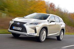 Lexus ponovno najbolja marka u Velikoj Britaniji