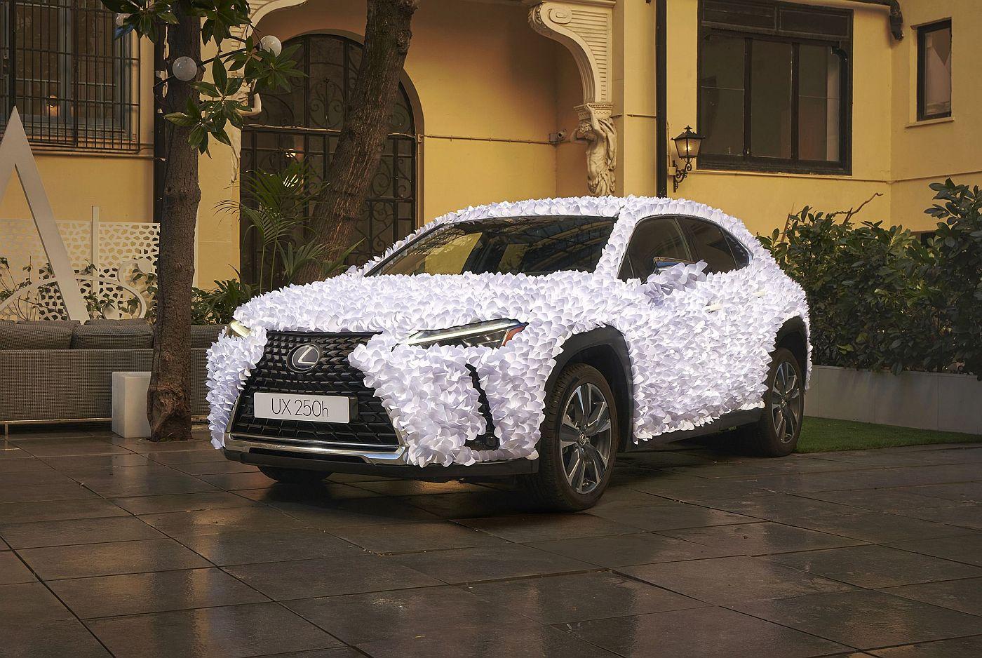 Lexus u ovakvoj vizualnoj postavi sigurno niste nikada vidjeli