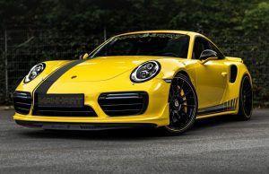 Porsche 911 Turbo S 991.2 by Manhart, uz 850 KS ništa više nije realno!