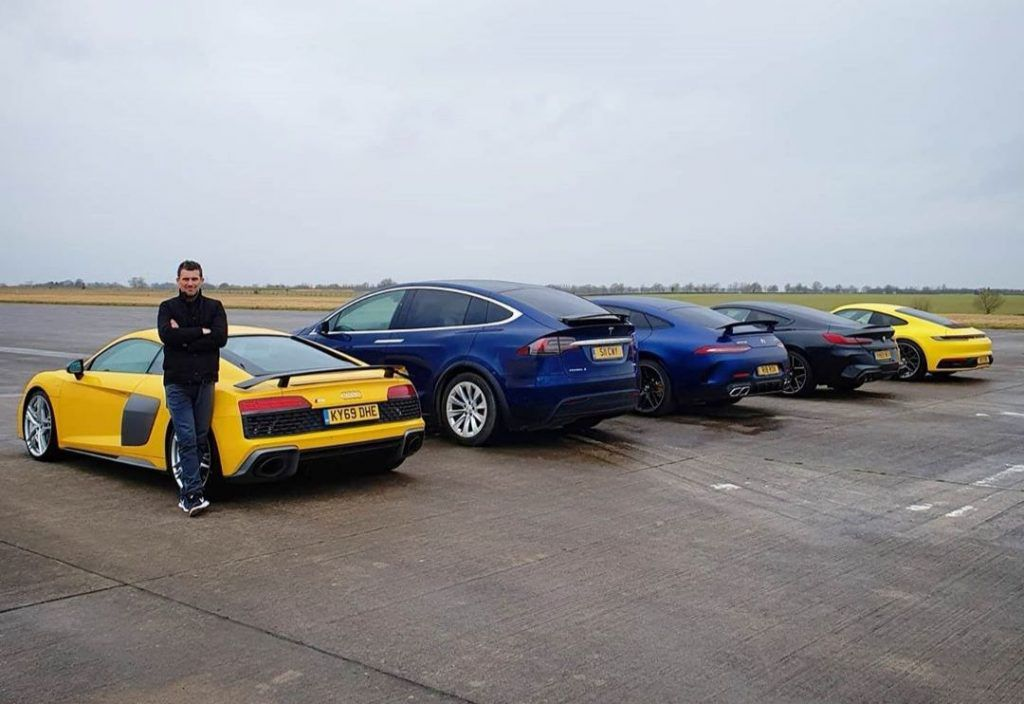 BMW M8, Audi R8, Porsche 911, Mercedes-AMG GT 4door ili Tesla Model X, traži se kralj ravnice!