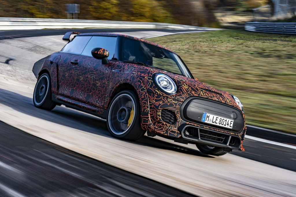 MINI John Cooper Works Electric definitivno vozi u električno doba