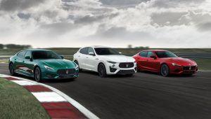 Maserati širi obiteljsko stablo kroz Trofeo izvedbe, Ghibli od sada uz 580 KS!
