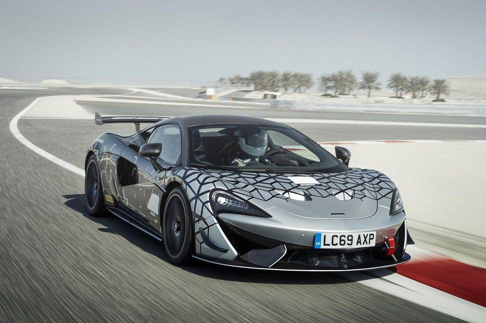 McLaren 620R - novi kralj trackday susreta?