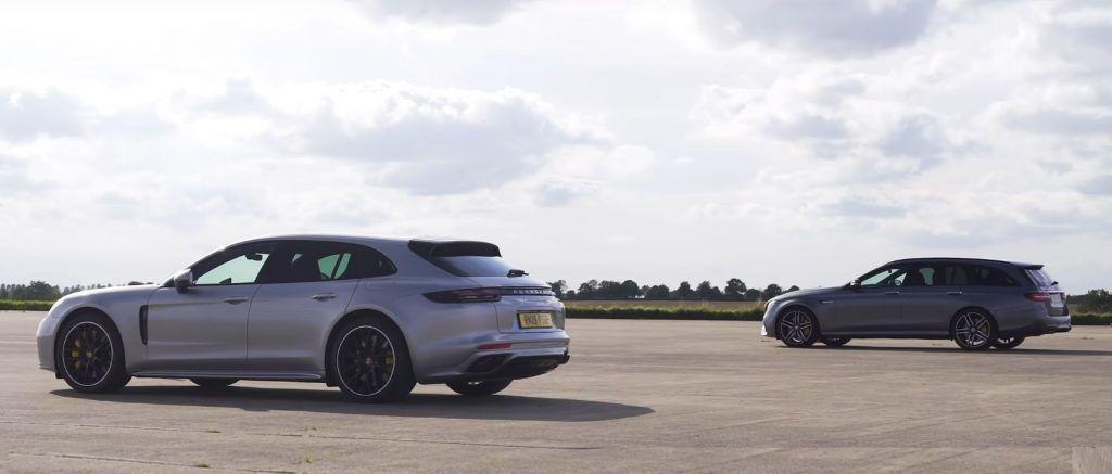 Kralj ravnice: Porsche Panamera Sport Turismo ili Mercedes-AMG E63 S?