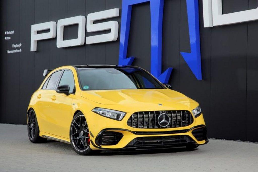 Mercedes-AMG A45 'RS' broji čak 525 KS, prava noćna mora za supersportaše!
