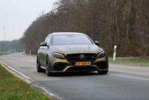 Mercedes-AMG E63 S od 788 KS, molimo oslobodite nam lijevu traku!