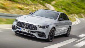 Mercedes-AMG E63s na Autobahnu ubrzava kao od šale, osvježena inačica i dalje nudi 612 KS, ali i odličan zvuk!