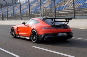 Mercedes-AMG GT Black Series, jurnjava posebnom jurilicom iz Affalterbacha iz prve ruke!