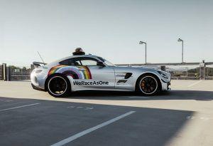Mercedes-AMG GT R i ovu će sezonu uvoditi reda u Formuli 1