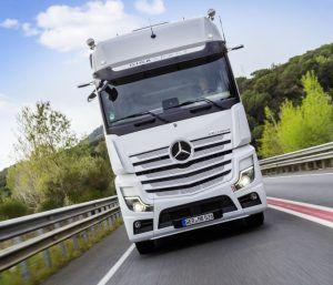 Mercedes-Benz Actros osvojio nagradu za inovativni retrovizor