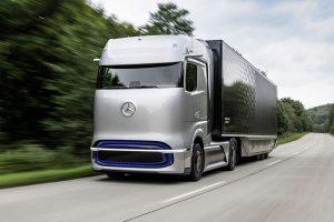 Mercedes-Benz GenH2 je najinovativniji kamion budućnosti