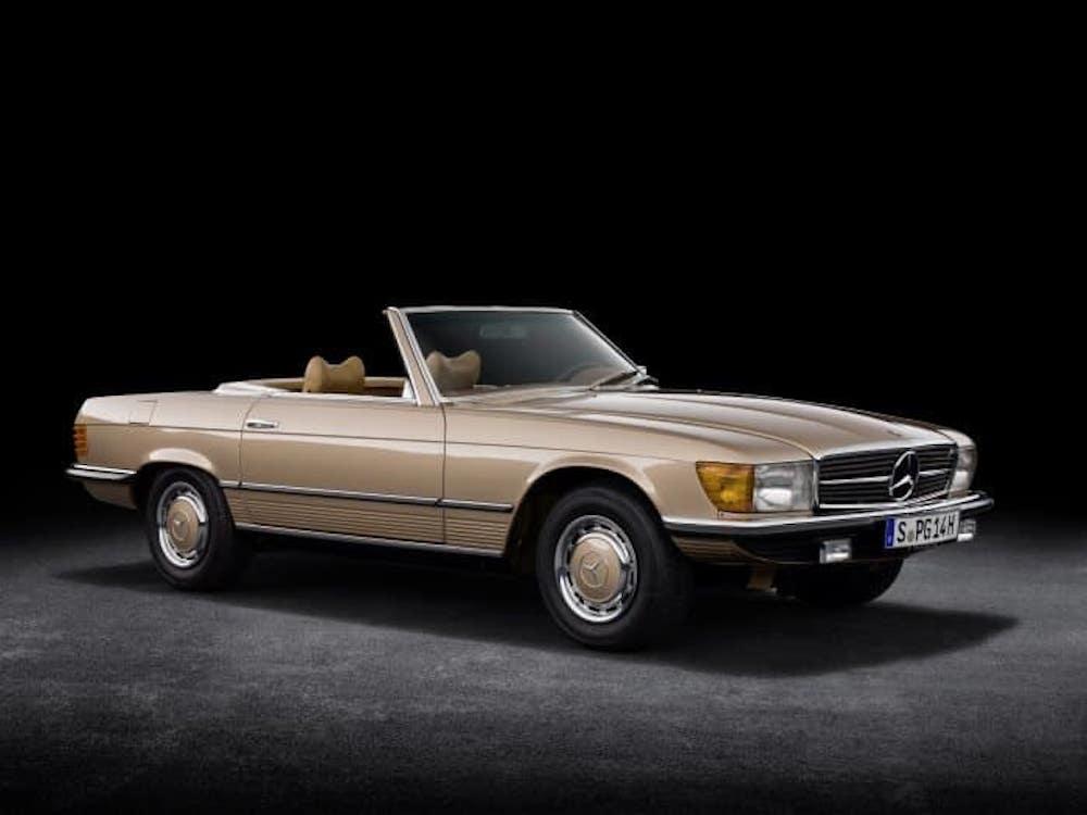Mercedes-Benz SL R107, kultni roadster proslavio 50. rođendan
