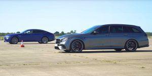 Mercedes-AMG GT 63 S vs AMG E 63 S T-model, ista platforma i motorizacija, ali razlike ipak ima