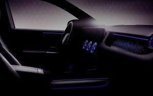 Mercedes-Benz EQA premijerno nastupa u srijedu 20. siječnja
